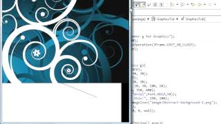 Java programming part 92 Graphics : Java Draw Images 1 view on youtube.com tube online.
