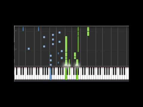 Soul Eater - Paper Moon [Synthesia]