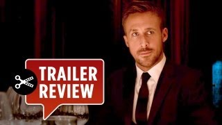 Instant Trailer Review: Only God Forgives Trailer (2013) - Ryan Gosling Thriller HD