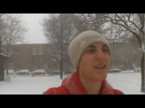 Première neige :D