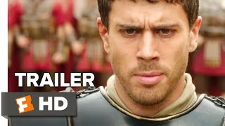 Ben-Hur Official Trailer #1 (2016) - Morgan Freeman, Jack Huston Movie HD