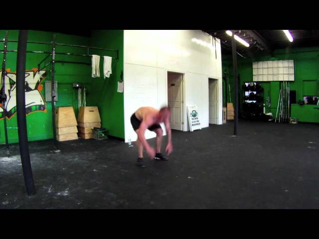 5x10 Burpees -rest 2mins