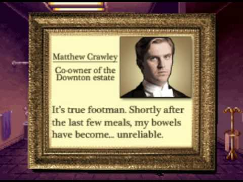 Downton Abbey for the SNES