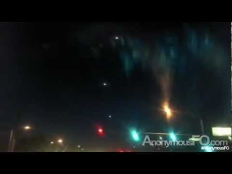 Best UFO Sightings Of November 2012, AFO