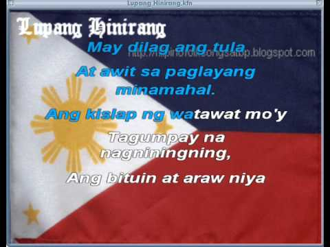 Lupang Hinirang - Philippine National Anthem -3Cx-MLYHKnU