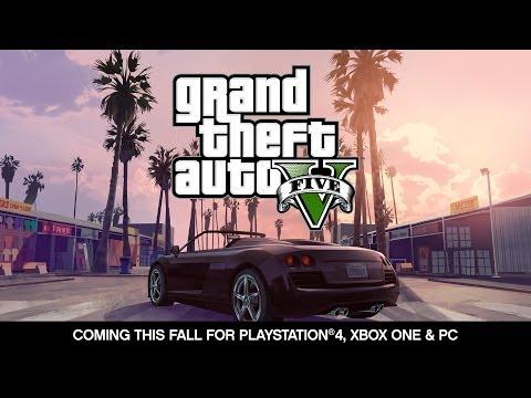 فيديو| الإعلان عن النسخة الجديدة من لعبة Grand Theft Auto