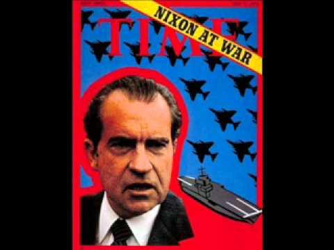 Radio News Report on President Nixon's Speech Concerning the Vietnam War: April 26, 1972