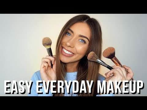 Makeup for Beginners: Everyday Makeup Tutorial | Step by Step | Danielle Mansutti