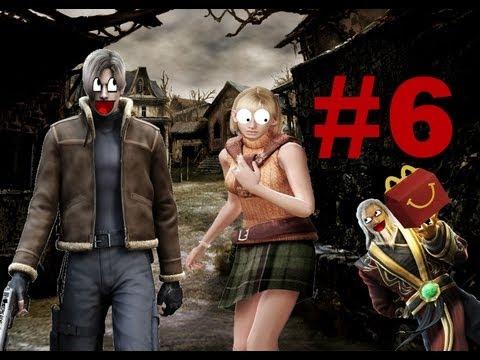 resident evil 4 loquendo parte 6