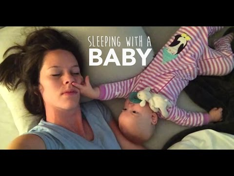 Why Co-Sleeping is No-Sleeping