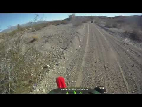 Desert Riding Gopro HD