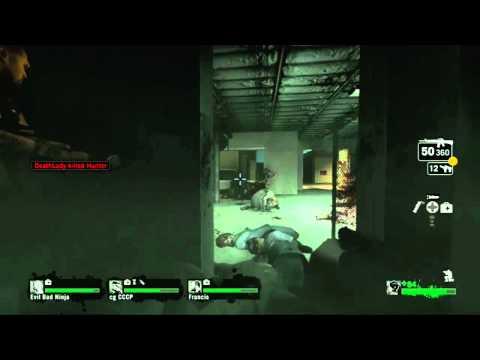 Left 2 Play - Выпуск 02 - Left 4 Dead (комментарии)