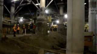 [a photo of the video] for Belly of Union Station October 17, 2012