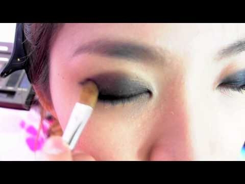 ASIAN SMOKEY EYES Makeup Tutorial