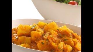 Tangy Potato Curry ..