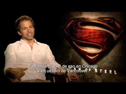 Estreno: 13 de junio de 2013  Director: Zack Snyder Actores: Henry Cavill, Russell Crowe and Amy Adams