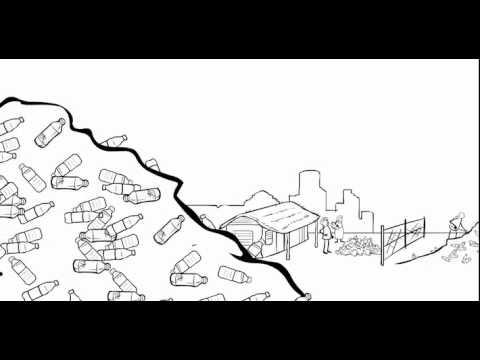 La Storia dell'Acqua in Bottiglia (The Story of Bottled Water - SUB ITA)
