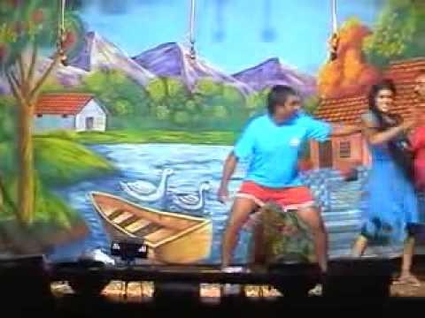 Andhra Funny Telugu Recording Dance Latest-2/2