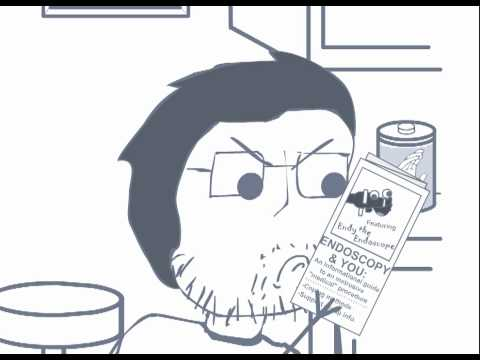 Rooster Teeth Animated Adventure Gus Anesthesia