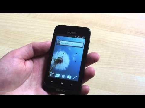 Sony Xperia Tipo hands-on -3GETyTvQH38