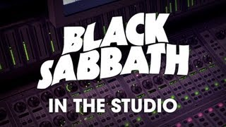 An Inside Look At Black Sabbath in the Studio