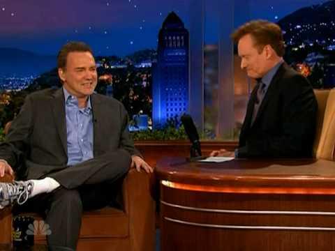 VIDEO- Norm Mcdonald tells the moth joke on Conan