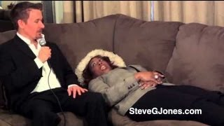 [MnRTV live show with Hypnosis and Hypnotherapy Dr Steve G Jones]