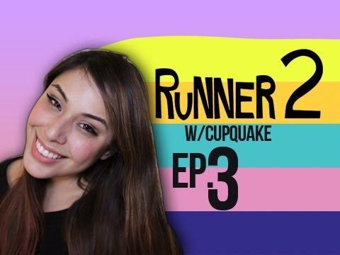 Runner 3 Ep.2 w/ Cupquake