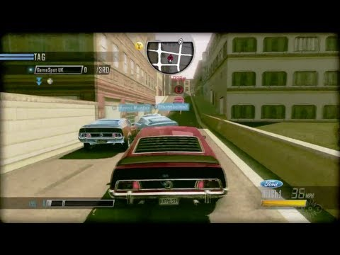 Driver: San Francisco - Tag Gameplay (PC, PS3, Xbox 360, Wii)