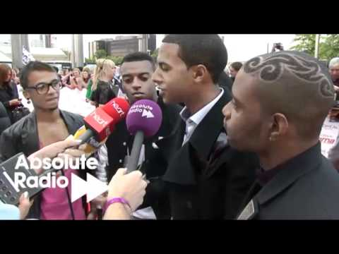 JLS Interview at the National Movie Awards 2011