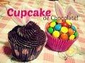 Cupcake de chocolate | passo a passo  #especialpascoa