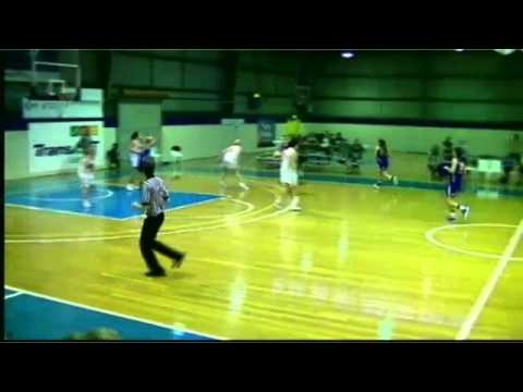 Capitals Academy vs Brisbane - SEABL Women Round 1