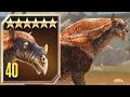 INDRICOTHERIUM LVL 40 - New CENOZOIC CREATURE - Jurassic World The Game