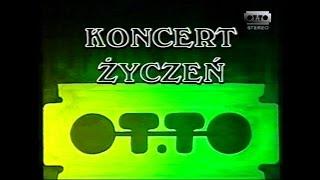 OT.TO - Koncert Życzeń OT.TO - Część Pierwsza (2001)