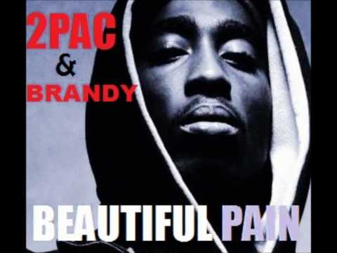 Brandy Feat 2pac - Beautiful Pain [2012]