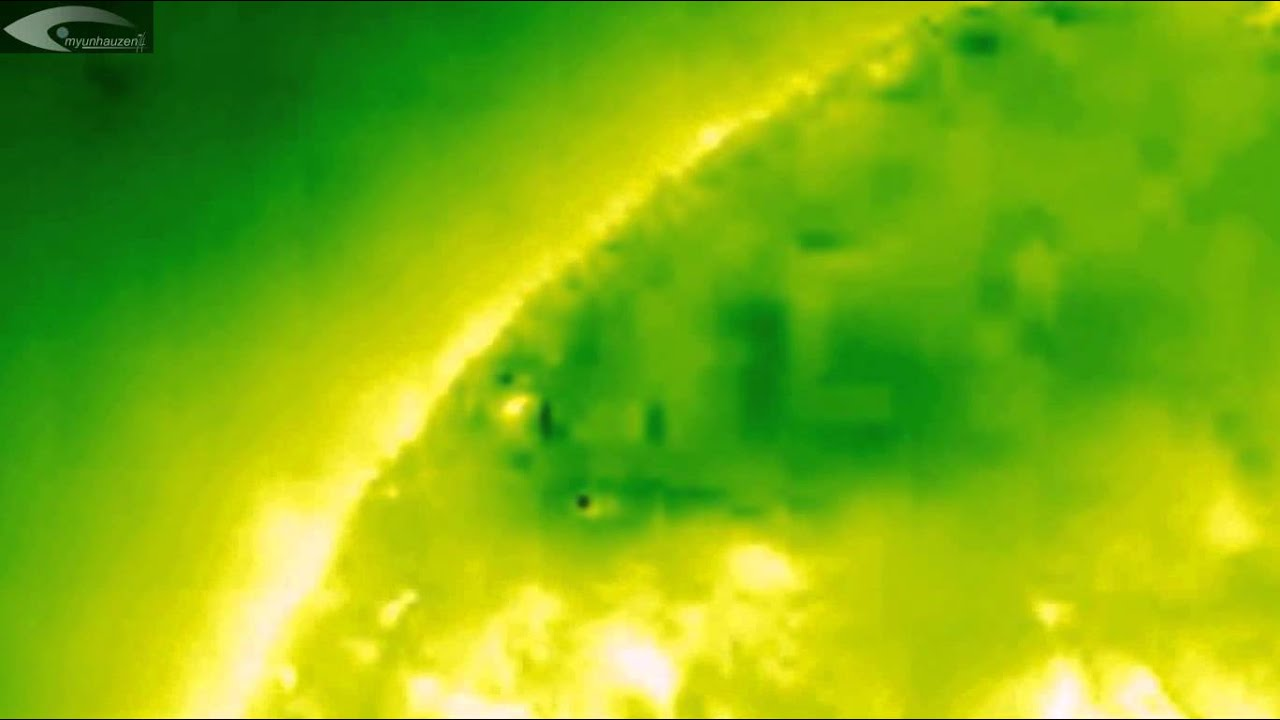 Solar Anomalies - Review for June 18, 2013