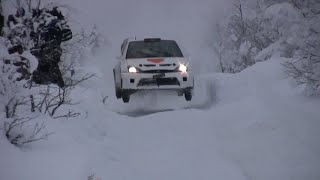 Vid�o Rally NM-Mountain Rally Norway 2010 par Tor Andre B�rresen (5277 vues)