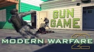 Modern Warfare 2 - Nuketown GunGame