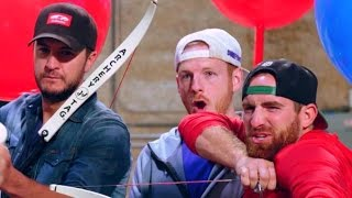CMT's Dude Perfect Show Trailer with Special Guests Luke Bryan, Dale Earnhardt Jr and Aaron Rodgers