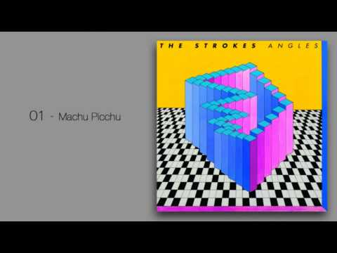 The Strokes - Machu Picchu [OFFICIAL LYRICS]
