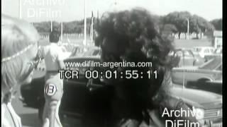 DiFilm - Reportaje a Roberto Carlos en Argentina (1974)