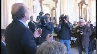 INCONTRO A PALAZZO DI CITTA' SU NAVE CONCORDIA E FUTURO AUTORITA' PORTUALE