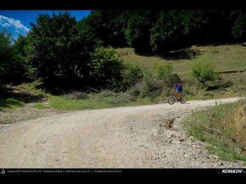 VIDEOCLIP Traseu MTB Golesti - Stefanesti - Mioveni - Bajesti - Colibasi - Fagetu - Golesti