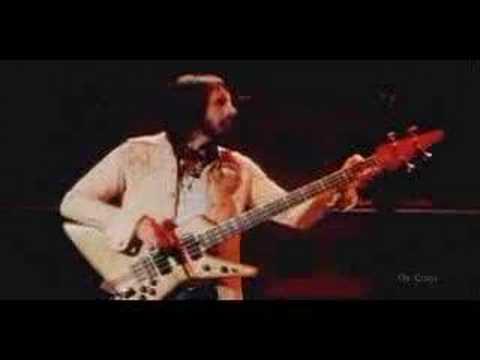 John Entwistle - Baba O-riley Isolated Bass