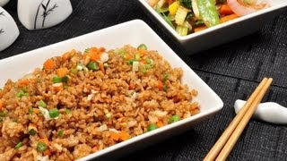 Hot Garlic Fried Rice ..