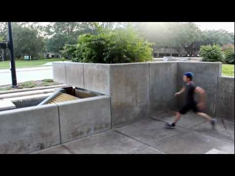 How To Do Parkour: Tic-Tac tutorial (Zoic Nation Parkour and Freerunning)