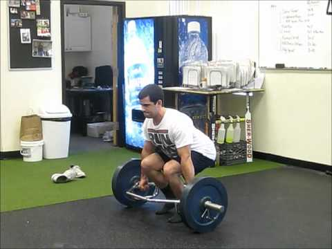 Split Stance Trap Bar Deadlift
