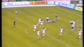 Sporting - 2 Farense - 1 de 1991/1992
