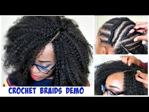 crochet braids install 5 straight kanekalon hair to download crochet ...