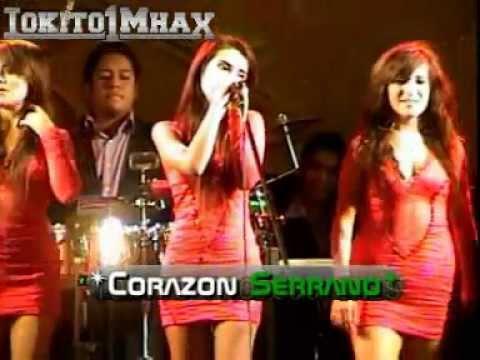 CORAZON SERRANO - MIX GILDA (Primicia 2012) No Me Arrepiento de Este Amor-Fuiste-Se Me Ha Perdido